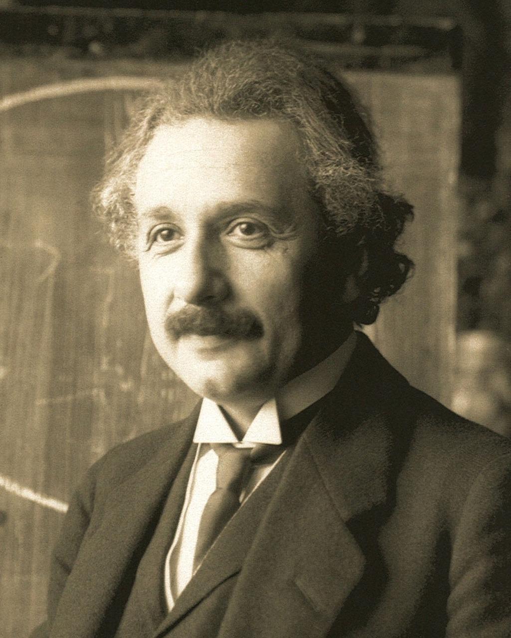 LRS + Albert Einstein