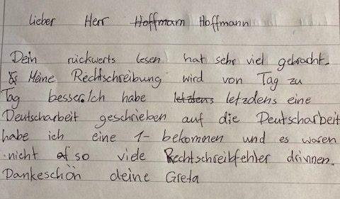 Danke Greta